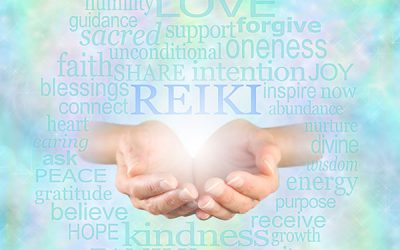 Monthly Reiki Shares